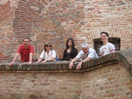 Der TTV zu Gast bei Freunden in Brno