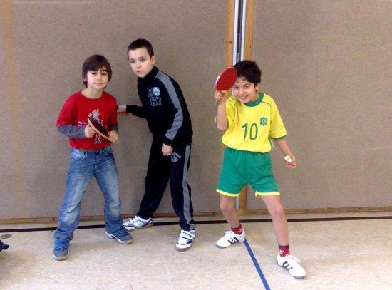 Ersteinsatz der U-10 Kinder des TTV Muckenschopf auf Bezirksebene erfolgreich abgeschlossen