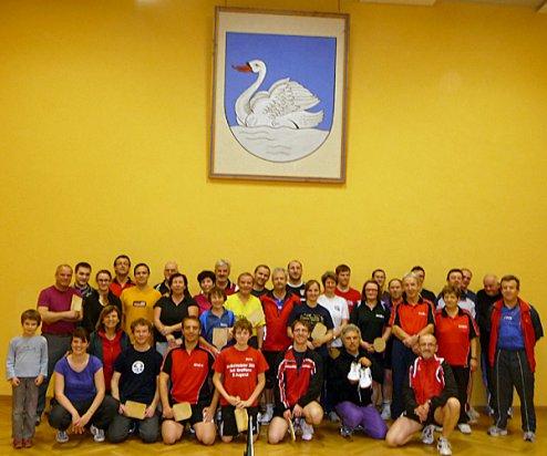 Speckbrett-Turnier 2011