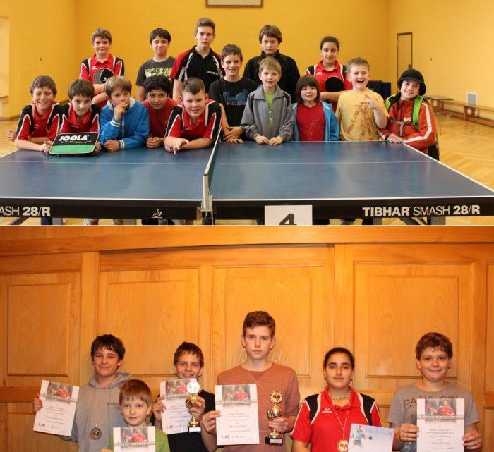 Spannende Wettkämpfe bei den Jugend-Vereinsmeisterschaften