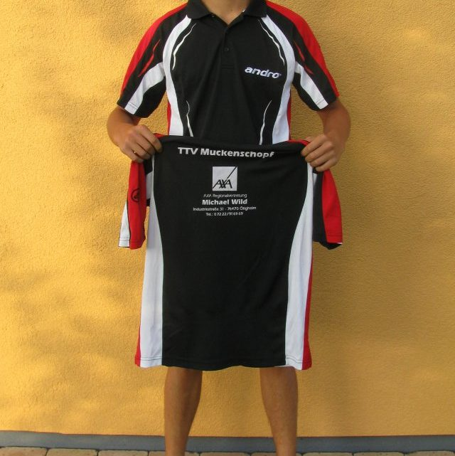 Niklas Faller verstärkt die 1. Herrenmannschaft