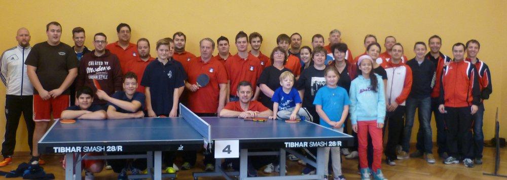 1. Hobby-Tischtennisturnier des TTV Muckenschopf