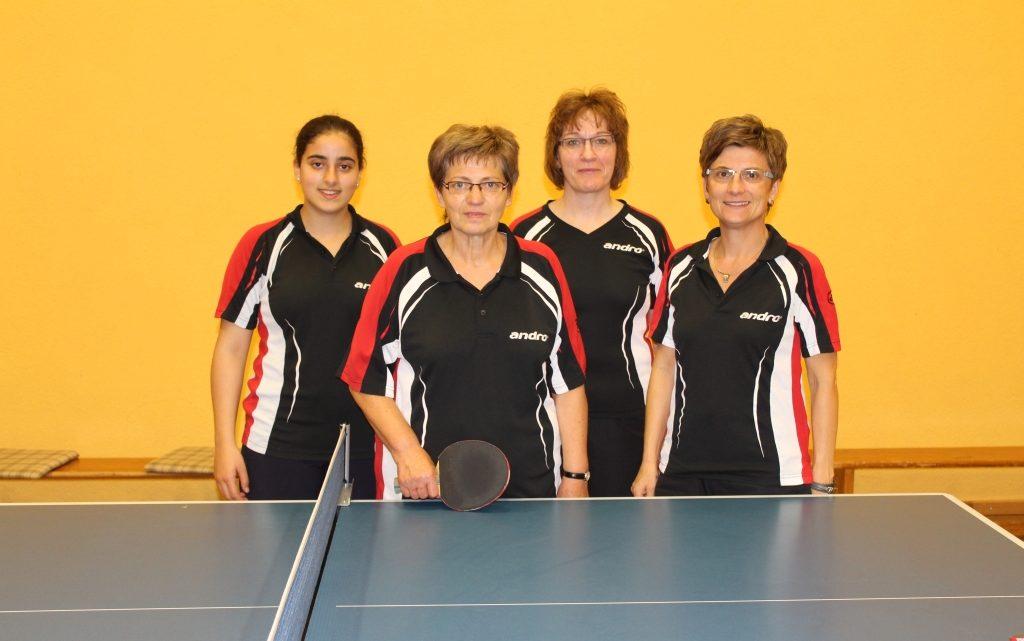 Damen feiern ersten Meistertitel seit 1998