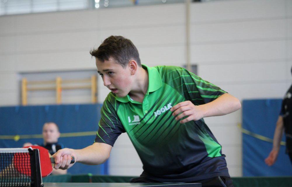 Erfolgreiche Teilnahme von Tim Julian Oelze bei den südbadischen Einzelmeisterschaften