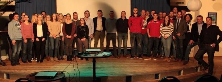 roda computer GmbH spendet großzügig für die Jugendarbeit des TTV Muckenschopf