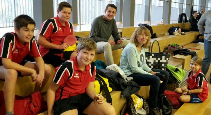 Bezirksmeisterschaften: Erfolgreiche Teilnahme der Jugend