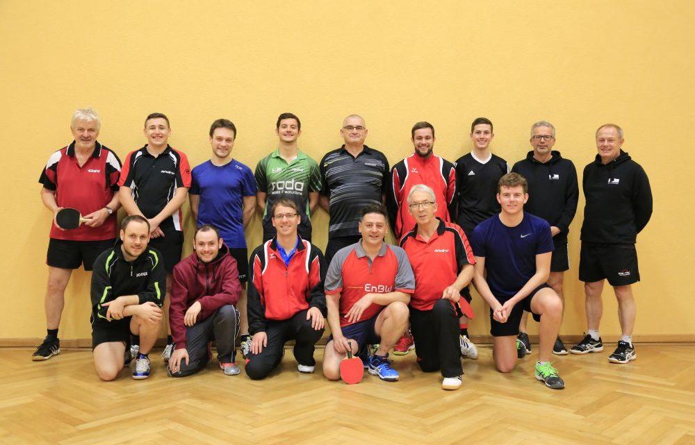 Herren Vereinsmeisterschaften 2019