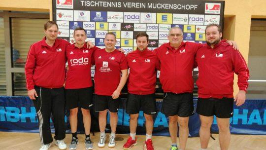 Herren 1-DJK Oberschopfheim->8-8