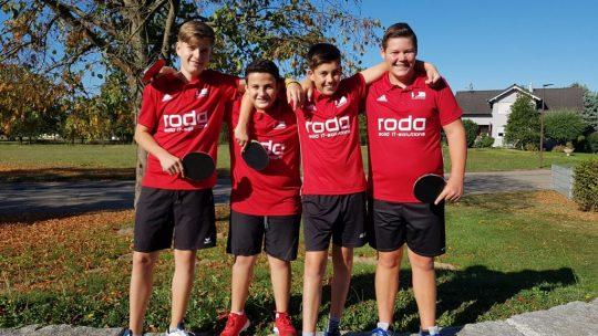 Rastatter TTC-Jungen U18 |5:5
