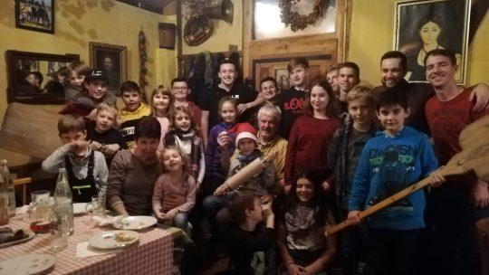 Jugendweihnachtsfeier 2019