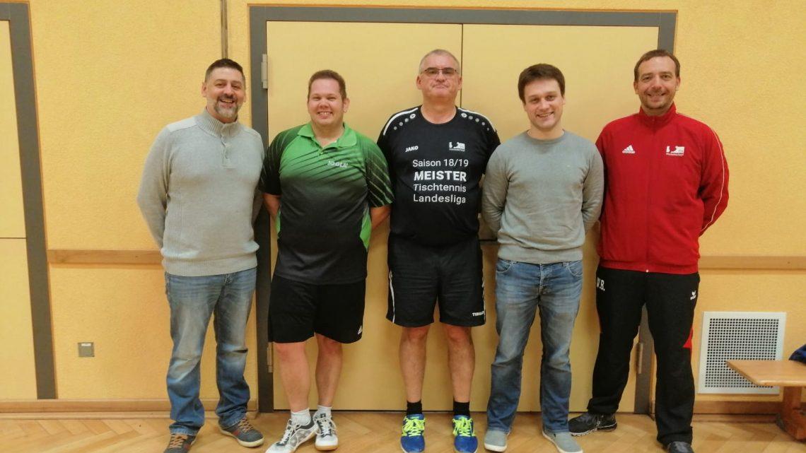 Ergebnisse Herren Vereinsmeisterschaften 2020