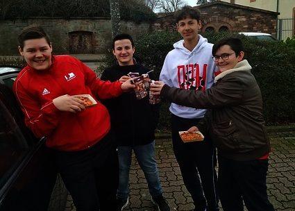 TTF Rastatt 2 – Jungen 1 | 4:6