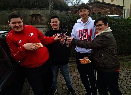 TTF Rastatt 2 – Jeunes M18 | 4:6
