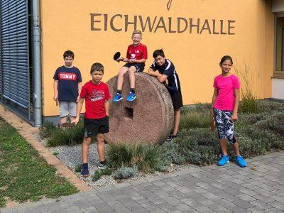 Le TTVM participe au programme d'été de la ville de Lichtenau