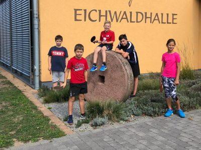 TTV beteiligt sich erneut am Ferienprogramm der Stadt Lichtenau