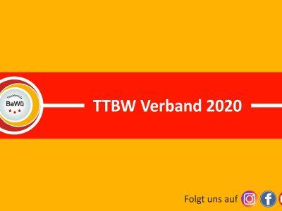 TTBW beschließt Rückrundenstart zum 1. März 2021